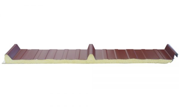 Lineve - Painel Sandwich - Paineis 3 Ondas