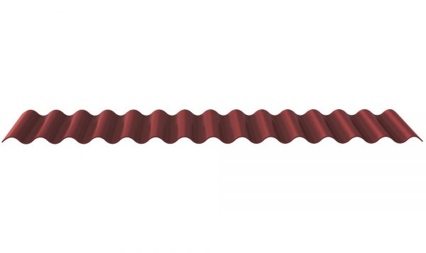 Lineve - Cobertura em Chapa Lacada Chapa Perfilada - Ondulada_1