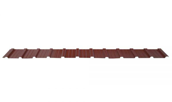 Lineve - Cobertura em Chapa Lacada - Chapa Perfilada - Quinada_1