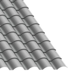 Lineve - Cobertura em - Chapa Lacada - Chapa Perfilada - Tipo Telha_2