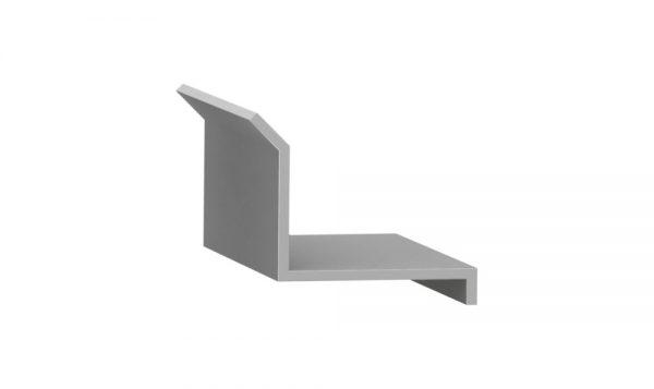 Lineve - Cobertura em Chapa Lacada - Rufe
