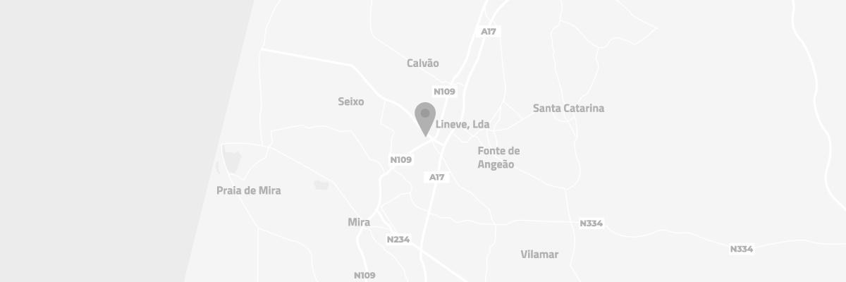 Lineve -Mapa Mira