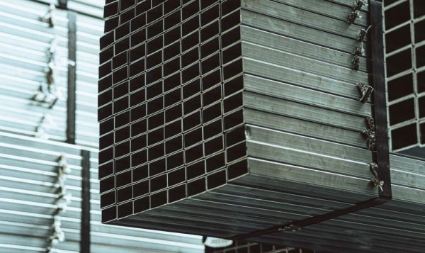Lineve - Material Siderurgico - Tubo Zincado - Tubo Retangular